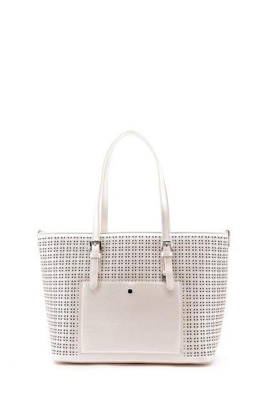 Shopping Bag. Width x Length x Height : 42x15x26cm