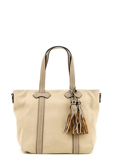 Shopper Bag, Width X Length X Height :46X18X53 Cm