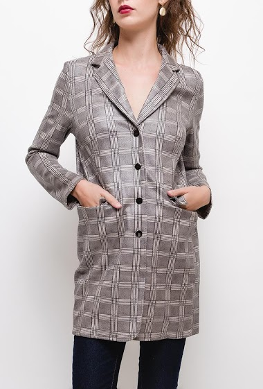 Checkered trench