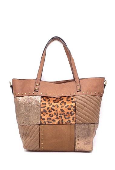 Hand bag dimension : 40x14x28 cm