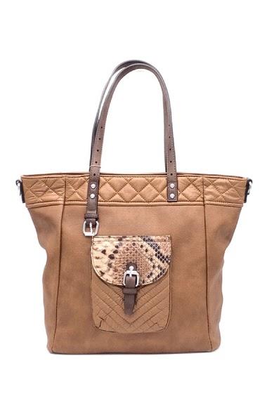 Hand bag Dimension : 43x15x36 cm