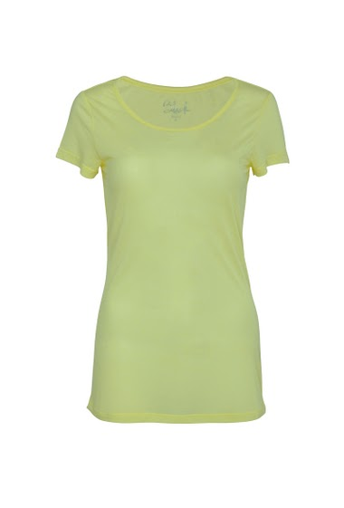 Short sleeves basic t-shirt, round neck,