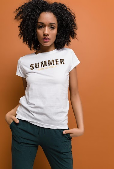 BY CLARA t-shirt summer<