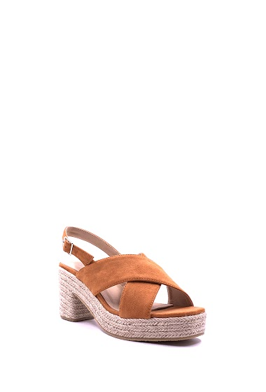 Sandale Plateforme Espadrille