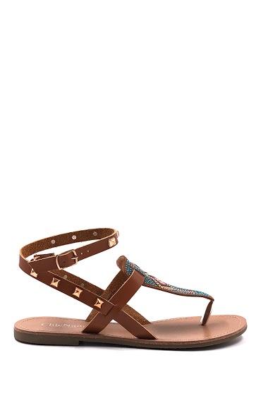 Strass Sandals
