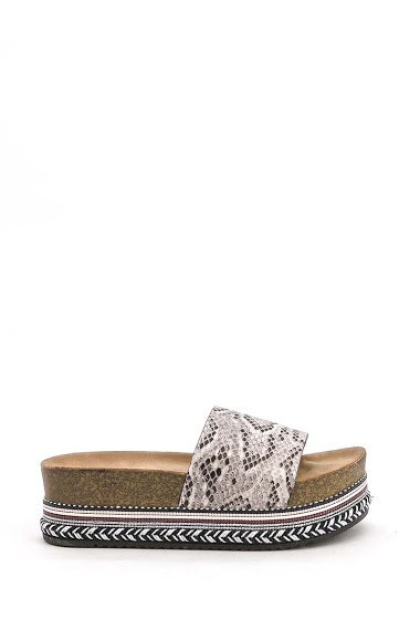 COVANA sandale à plateforme CIFA FASHION