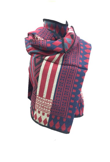 scarf / poncho Pack of 10 mix colors