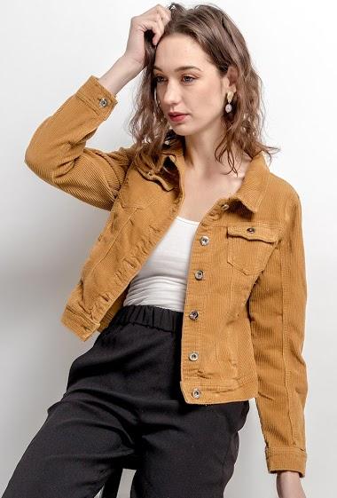 Cuduroy jacket