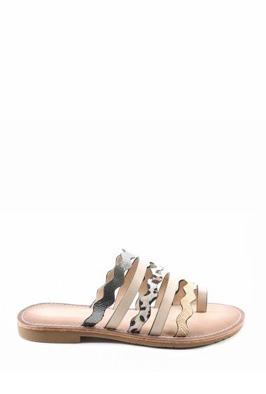 Sandales Sandales plates
