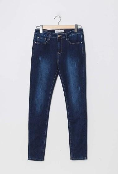 ESTEE BROWN jeans rectos CIFA FASHION