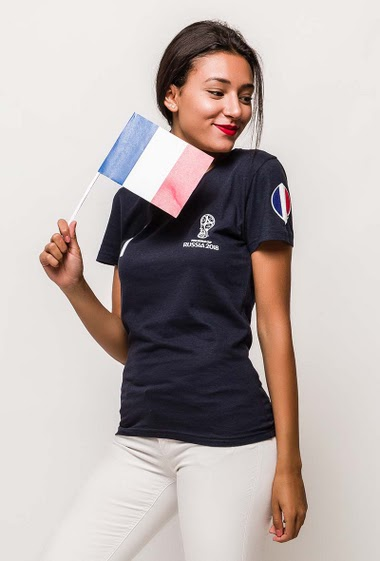 T-SHIRT SHORT SLEEVES France