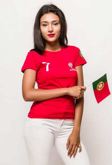 T-SHIRT SHORT SLEEVES Portugal