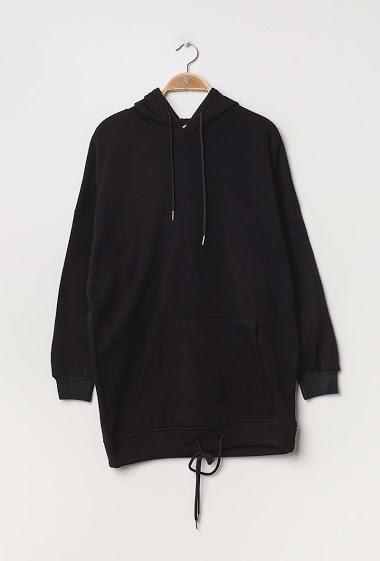 FLAM MODE hooded sweatshirt CIFA FASHION