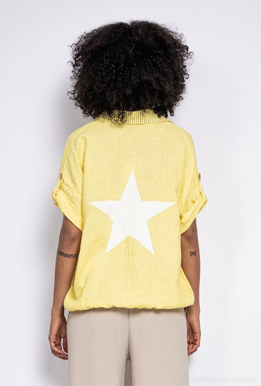 Star blouse - For Her Paris