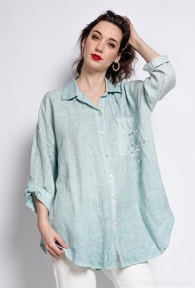 Plain shirt - For Her Paris