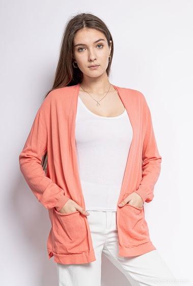 oversized vest - For Her Paris