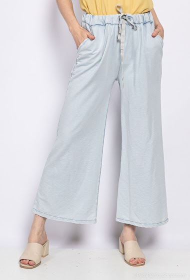 Pantalon large - For Her Paris
