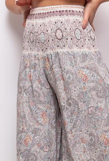 Jupe pantalon imprimé - For Her Paris