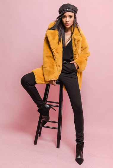 Fur coat ZALTA - For Her Paris