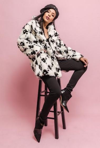 Fur coat ZULMA - For Her Paris