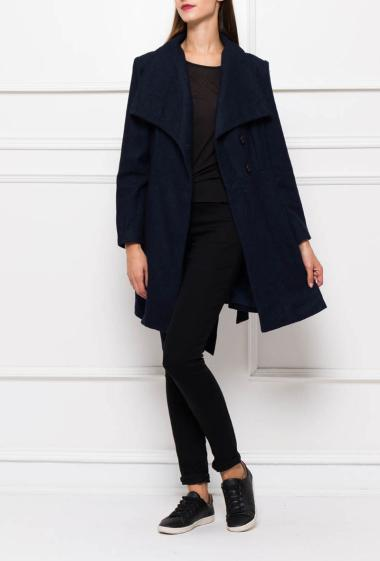 Manteau EVA - For Her Paris
