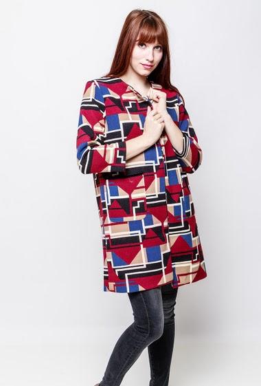 Coat LUCY - For Her Paris
