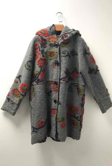 oversized coat - For Her Paris