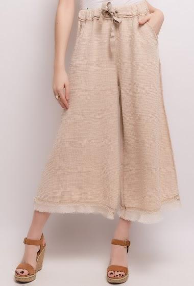 Pantalon large - For Her Paris