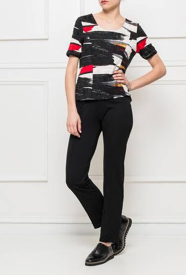 Pantalon MAGALI - For Her Paris
