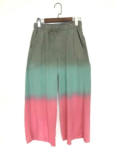 tie and dye pants - For Her Paris