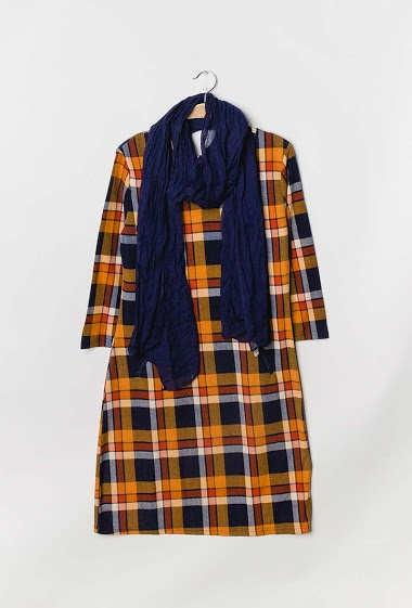 Robe imprimée - For Her Paris