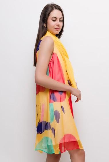 Robe imprimée MARION - For Her Paris