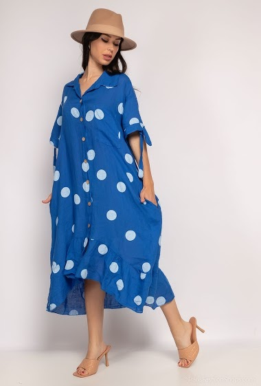 robe oversize longue - For Her Paris