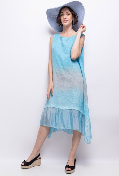 robe tie and dye - For Her Paris