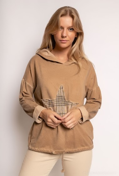 striped sweat - For Her Paris