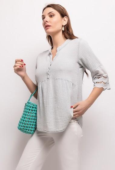 Top 100% coton - For Her Paris