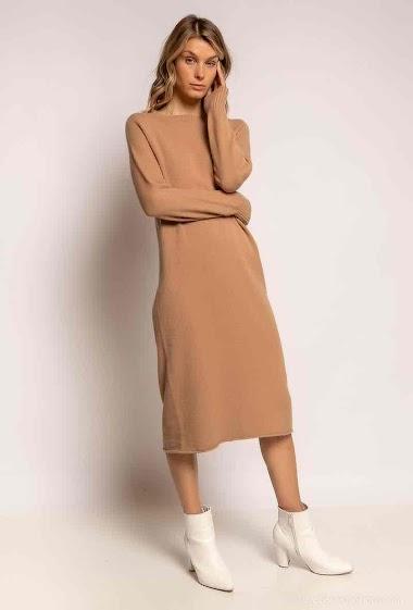 Robe en maille - For Her Paris