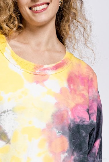 top oversize multicolore - For Her Paris