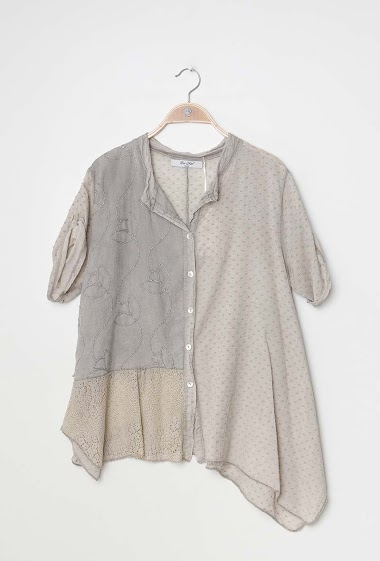 Shirt tunic - For Her Paris