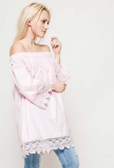 Tunique ou robe FRANCINE - For Her Paris