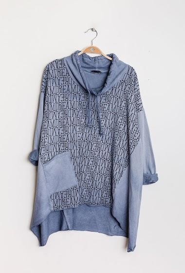 oversized tunic Dream - For Her Paris