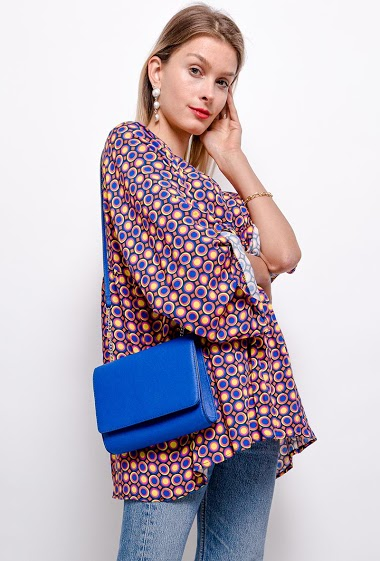 printed oversized tunic - For Her Paris