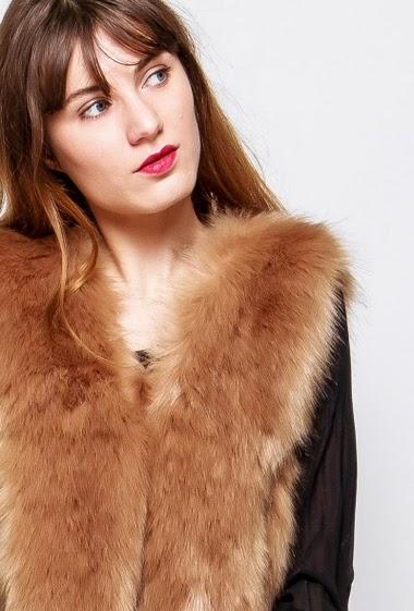 Fur jacket VICTORYA - For Her Paris
