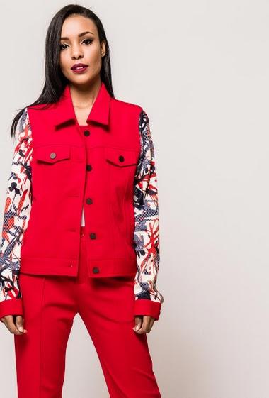 Jacket FLORIANE - For Her Paris