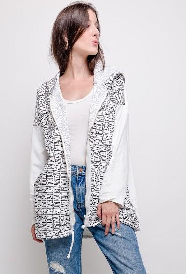 Oversized jacket Dream - For Her Paris