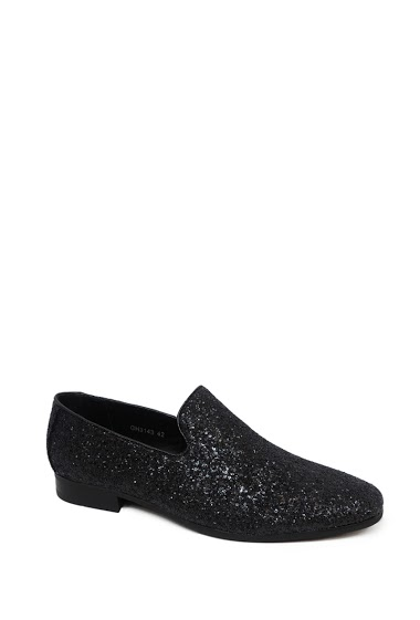 GALAX glitter loafers AUBERVILLIERS FASHION