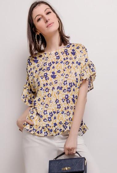 GD GOLDEN DAYS geprinte blouse CIFA FASHION