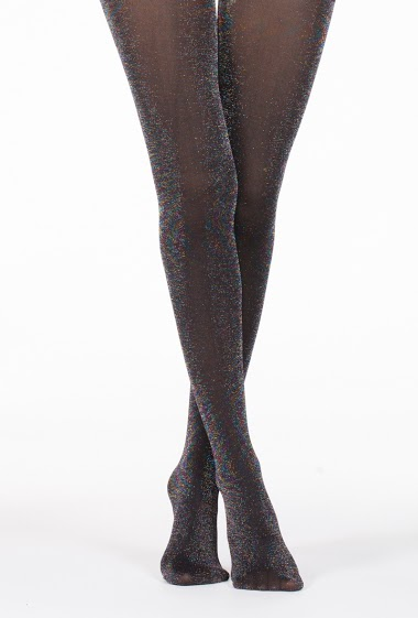 H&NATHALIE glittery tights CIFA FASHION