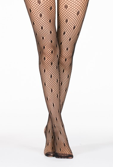 H&NATHALIE fishnet tights CIFA FASHION