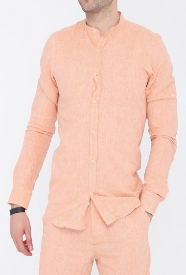 HOPENLIFE linen shirt CIFA FASHION